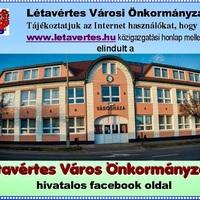 A város hivatalos facebook oldalt indított