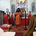Püspöki látogatás a Vértesi Görög katolikus Egyházközségben