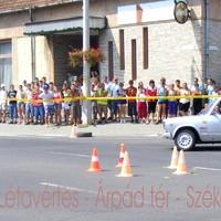 AUTÓS ÜGYESSÉGI 2010. - LÉTAVÉRTES