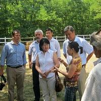 Mongólia nagykövete Létavértesen