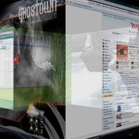 Kockásítotott asztal - Yod'm 3D Virtual Desktop