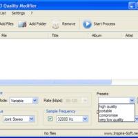 Több zenét a zsebbe - MP3 Quality Modifier