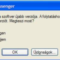 A régi MSN-t akarom!