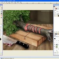 Ingyen majdnem-Photoshop - GIMP