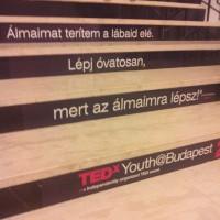 A káosz, vagy inkább: TED(D). Ilyen volt a TEDxYouth@Bp2014