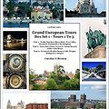##WORK## Grand European Tours Box Set 1- Tours 1 To 3 (Inc. Visits To Budapest, Oslo, Paris, Barcelona, Prague, Costa Brava & UK Sites) (Grand European Tours Box Sets). Presents front entre Index Fiera Product