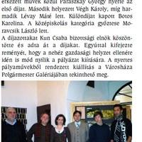 ,,Szentendrei siker