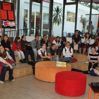 Erasmus rendezvény - első 'munkanap'