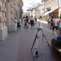 Városklíma-vizsgálatokkal a jobb közérzetünkért