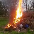 Egy új kutatás szerint a lakossági hulladékégetés ezerszer mérgezőbb lehet, mint a tűzifa elégetése