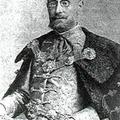 Balázs Mór a paraván