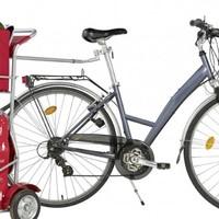 A Muskétások is biciklivel szállítják az árut