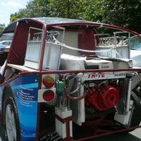 Vizet tankolnak a magyar autóba