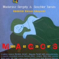 MaGos kiállítás meghívó