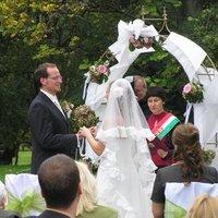Tamás és Helga esküvője