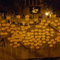 Halloween a telepen