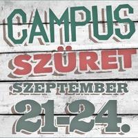 Campus Szüret 2014