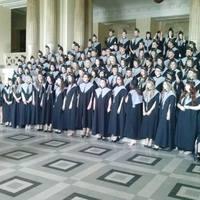 Akikre büszkék vagyunk - Diplomaosztó ünnepség