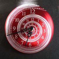 Spirál design óra ajándék
