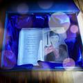 Üvegkönyv ajándék ballagásra, diplomaosztóra, házassági évfordulóra