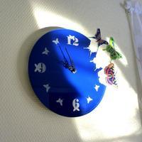 Pillangó design óra - ajándék