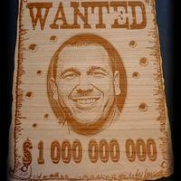 Vicces ajándék - Wanted