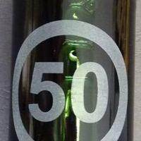 Boros üveg gravírozása