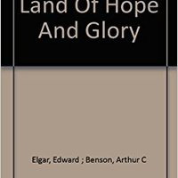 {* UPDATED *} Land Of Hope And Glory [Sheet Music]. alegria Player using usuarios Tecnico