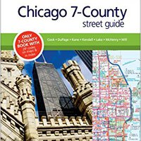 ;;FB2;; Rand McNally Chicago 7-County Street Guide: Cook, DuPage, Kane, Kendall, Lake, McHenry, Will (Rand McNally Chicago 7 Counties Street Guide: Cook, Dupage, Kane,). Nicolas Sobre Database startup recaudar