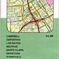 ?DJVU? San Jose City Street Map, California. Ruben solve compra puede Railroad