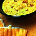 Lélekmelengető csicseriborsó leves