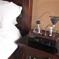 A világ legjobb ébresztőórája kávéval ébreszt