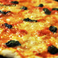 Pizza Margherita by Gennaro