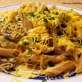 Chorizo kolbászos carbonara