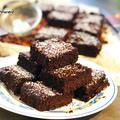 Céklás Brownie (#mindenmentes)
