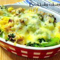 Brokkolis rakott csirke