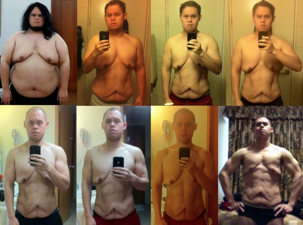 Elképesztő átalakulás: 60 kiló fogyás 2 év alatt