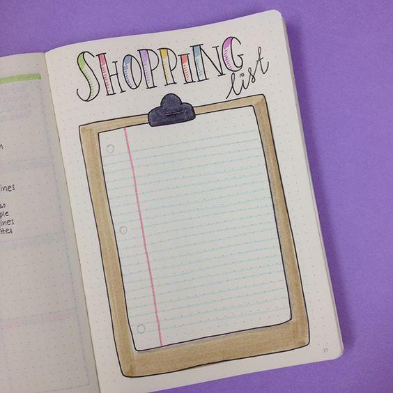 Sőt,akár a bevásárló listád is megszerkesztheted.