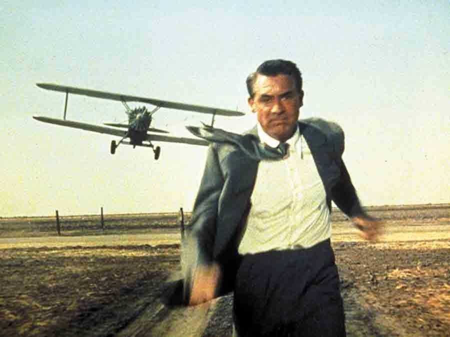 Cary Grant, mint akkori szépségideál. Vékony, jól felépített test, ez volt a nyerő akkoriban.