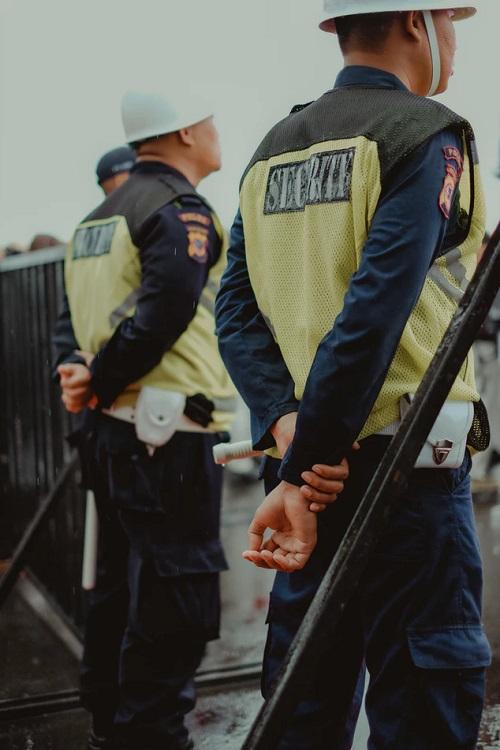7. Biztonsági őr