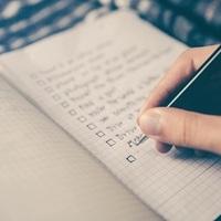 3 dolog, amit tegyél meg mielőtt a 2020-as évedet tervezed