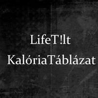 LifeT!lt Kalóriatáblázat