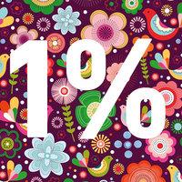 1% - Liget Műhely Alapítvány