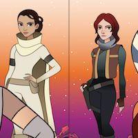 Star Wars: Force of Destiny – Itt a Disney minisorozat első része