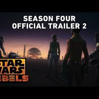 Star Wars Rebels 4. évad trailer és premier