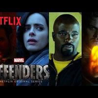 Marvel's The Defenders trailer érkezett