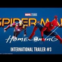 Spider-Man: Homecoming International Trailer #3 – Fókuszban a főgonosz