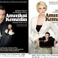 Amerikai komédia Budapesten