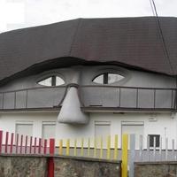 Érdekes házak