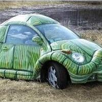 Teknős mobil :)